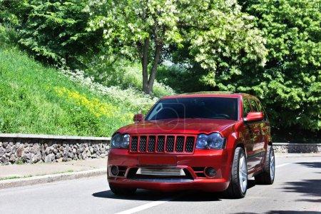 Jeep Grand Cherokee SRT8 September