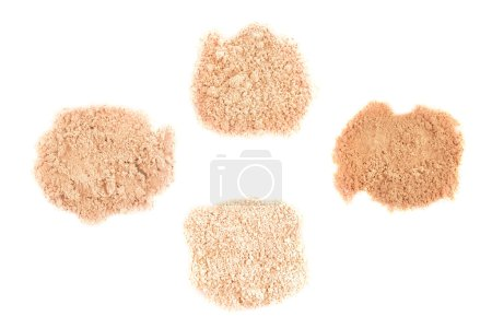 Foundation powder makeup