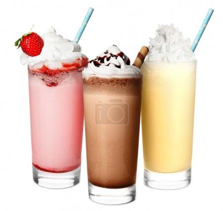 delicious milk shakes