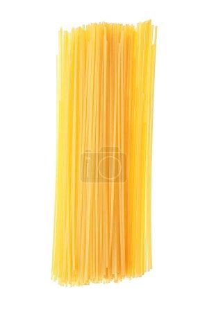 Pasta, isolated on white