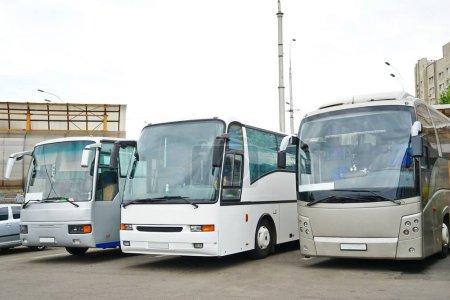 Nouveaux bus touristiques