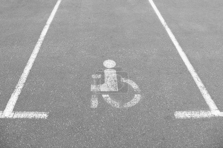 parking for people with special needs