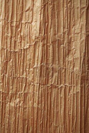 Photo pour Fond de texture de papier froissé - image libre de droit