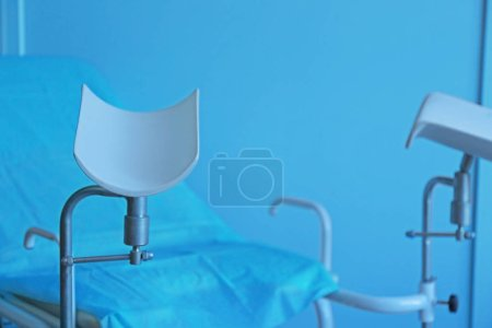 Chair in gynecological room