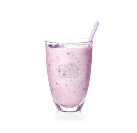 Fruit milk shake
