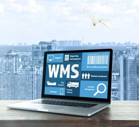 Warehouse management system concept