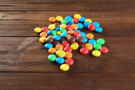 Pile of delicious candies