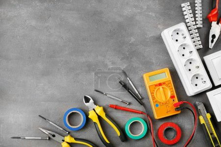 Different electrical tools
