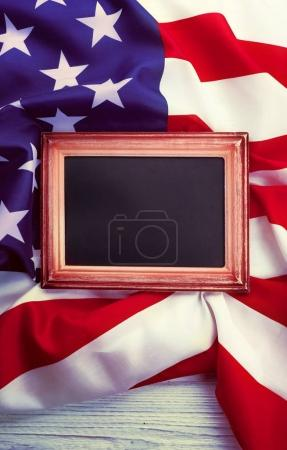 USA national flag background