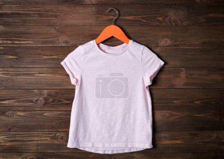 Blank pink t-shirt