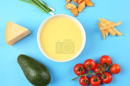 Tasty cheese sauce