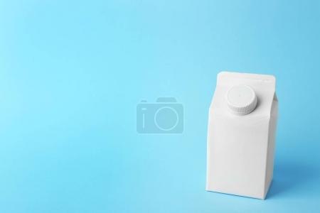 Simple milk box