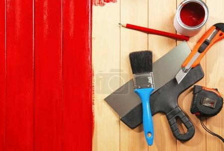 House renovation tools