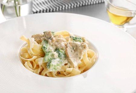 italian delicious pasta