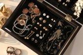 bijouterie in jewelry box
