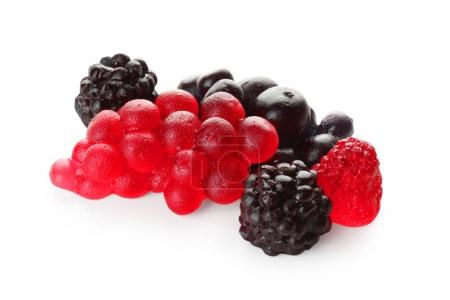 Fruit jelly candies