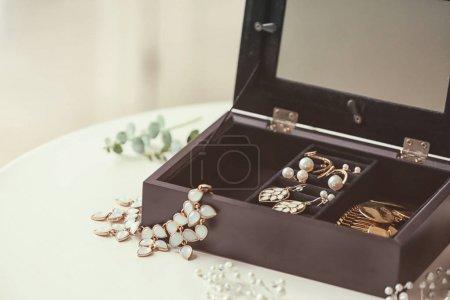 bijouterie boîte à bijoux