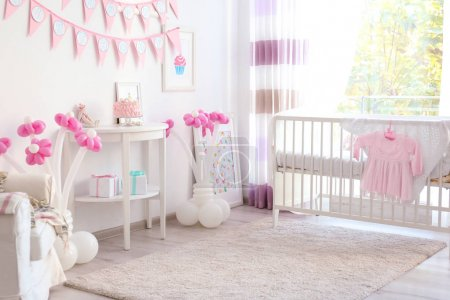 Interior of child's room