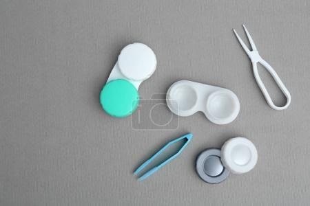 contact lenses set