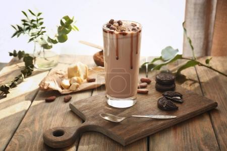 tasty cocoa drink