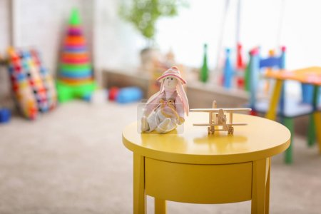Photo for Vivid kids room with toys - Royalty Free Image