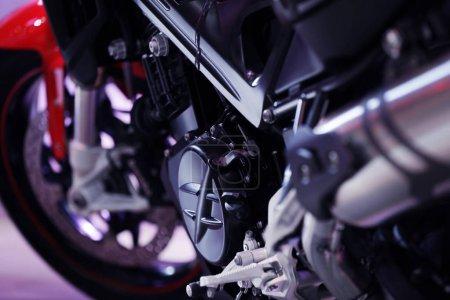 view of bike in showroom