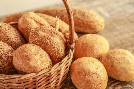 Tasty delicious bread