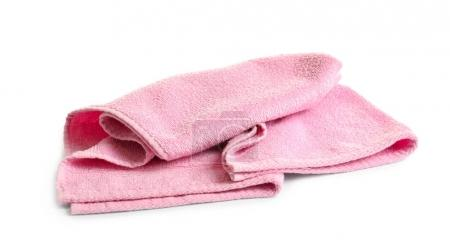 Soft terry towel
