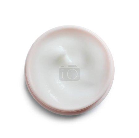 Jar with hand cream