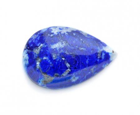 Natural lapis lazuli for jewellery