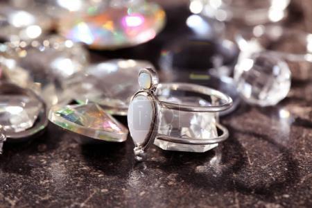 Precious stones for jewellery