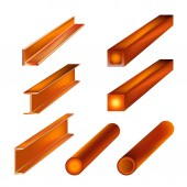 Hot rolled metal products