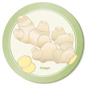 Ginger Spice Icon