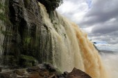 Waterfalls in Canaima National Park
