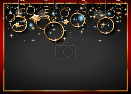 Christmas Vintage Classic Background