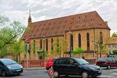 Saint Jean Church in Strasbourg of France