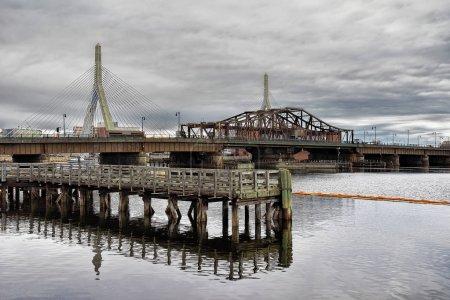 Следующих Банкер Хилл Мемориальный Мост