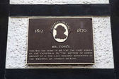 Dickens Plaque at Mr Topes in Rochester