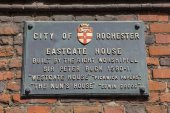 Eastgate House in Rochester, UK