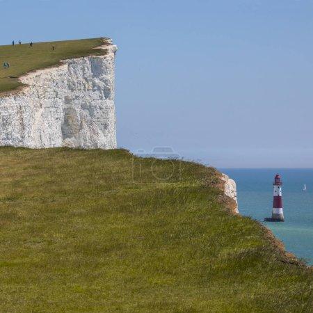 Beachy Head in East Sussex