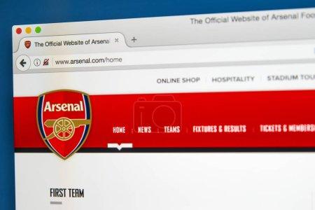 Сайт Арсенал