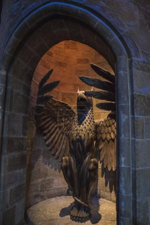 Entrance to Dumbledores Office