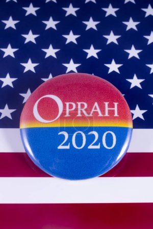 Oprah 2020 Presidential Candidate