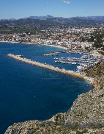Port de Xabia in Spain