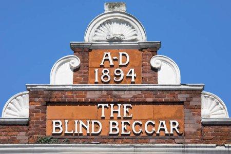 The Blind Beggar Pub in