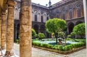 High dynamic range (HDR) Villa Dora Pamphilj in Rome (Roma), Italy