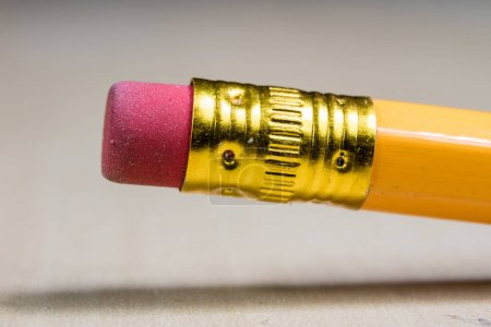 Pencil and pencils at high magnification. Stylus and crayon penc