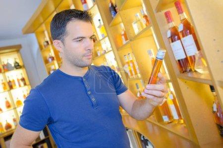 expensive liquor shop and shop