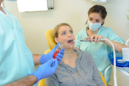 dentist check up day