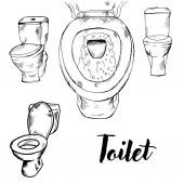 Doodle toilet toilet toilet